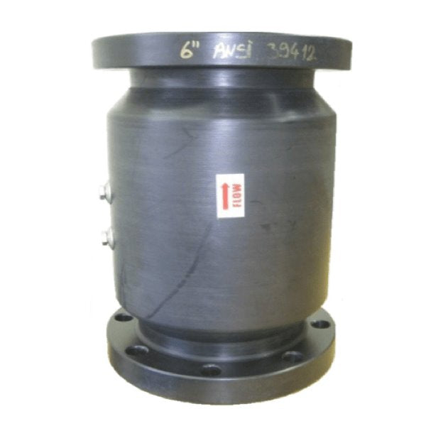 Poly Flanged Check Valve Total Water Supplies