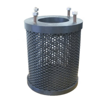 Poly Flanged Suction Screen Total Water Supplies