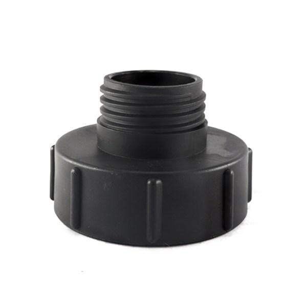 S100x8 female to S60x6 male buttress thread adaptor for IBC Tanks IBC Tank Fittings Wetta Sprinkler
