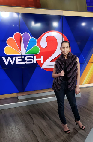 Let's talk Fur Fashion -  Wesh 2 Interview on June 11, 2019