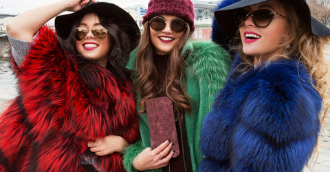 Fur Color Trends
