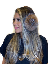 Load image into Gallery viewer, Crystal Fox Earmuffs