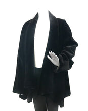 Load image into Gallery viewer, Michael Kors - Sheared Mink Cape