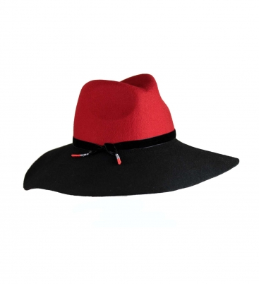 Marzi - Fedora Bi-color