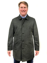 Load image into Gallery viewer, Car Coat Wool/Cashmere-Green