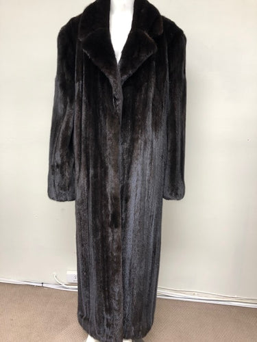 Ranch Mink Full Length Coat