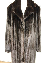 Load image into Gallery viewer, Ranch Mink Full Length Coat