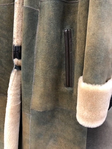 Texan Shearling Coat