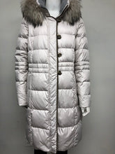 Load image into Gallery viewer, Ivory Premium Goose Down Parka w/Hood
