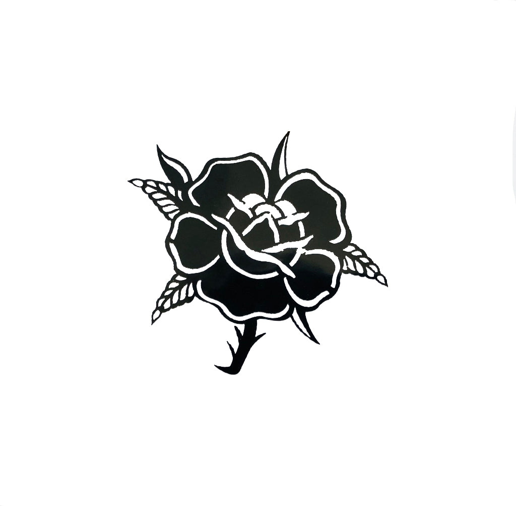 Rock & Rose - Black