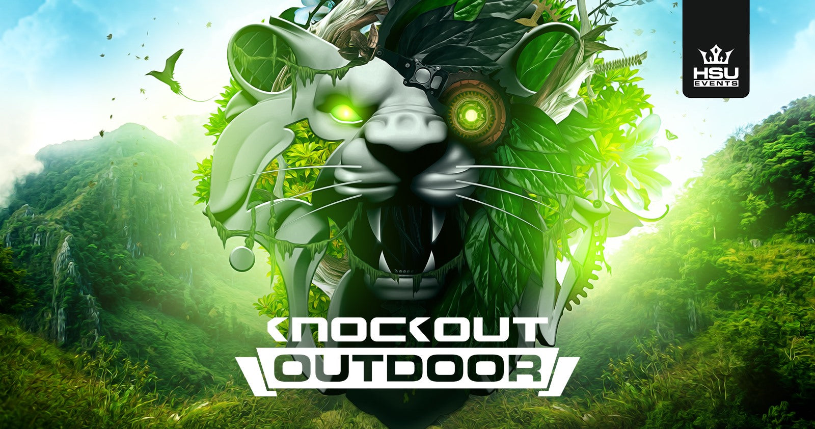 Knockout Outdoor - The Biggest and Best