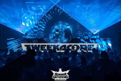 Tweekacore at Summer Gathering Melbourne 2020