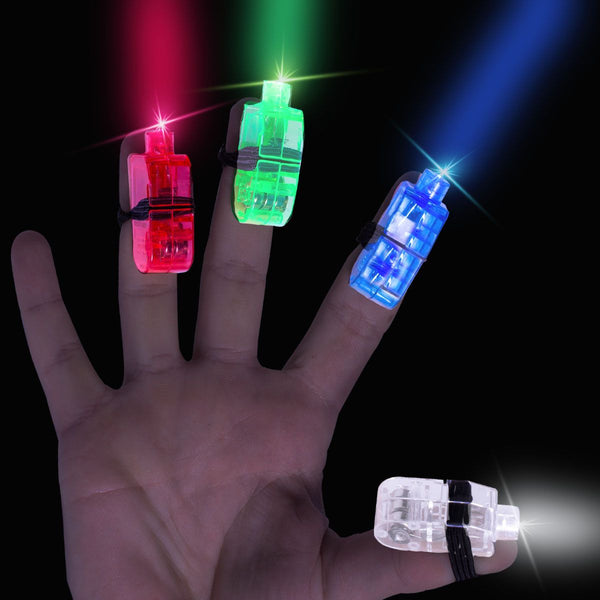 LED Finger Lights - PARACOSMIC