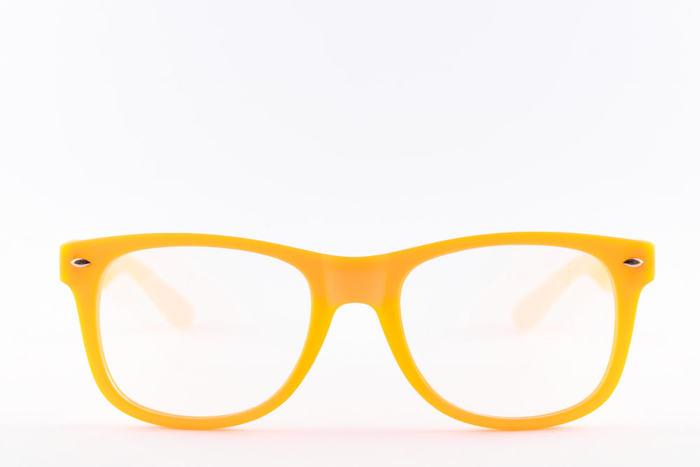 PARACOSMIC Diffraction Glasses - UV Orange - PARACOSMIC