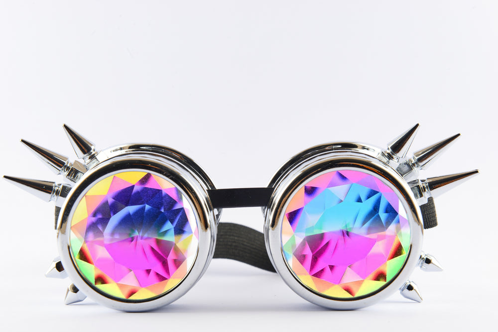 PARACOSMIC Kaleidoscope Goggles - Cyber