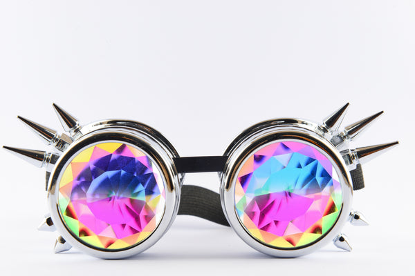 PARACOSMIC Kaleidoscope Goggles - Cyber - PARACOSMIC