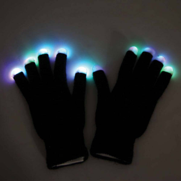 LED Light Gloves - PARACOSMIC