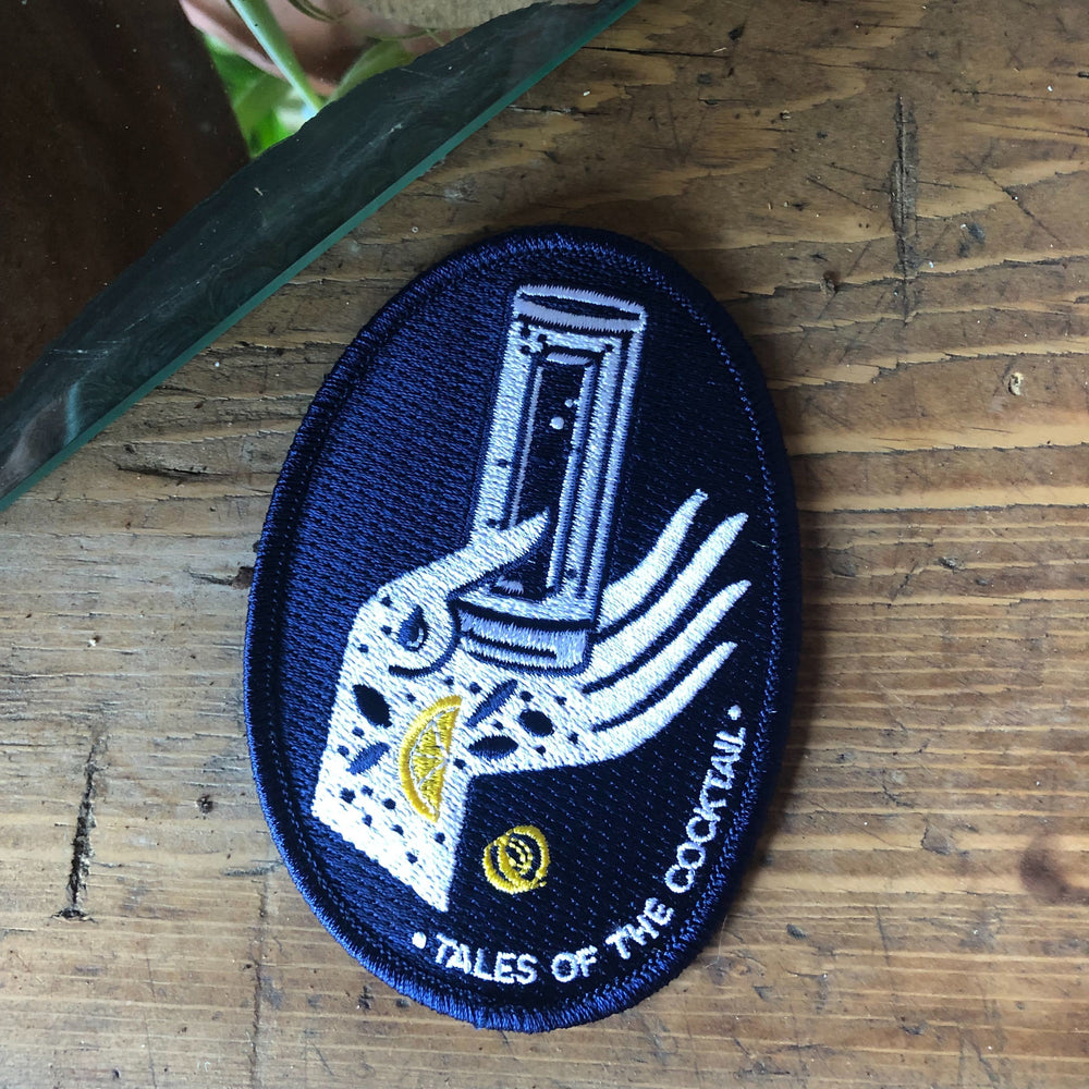 Tales x Mover & Shaker Highball Patches