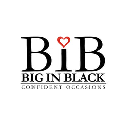 Big In Black - Confident Occasions