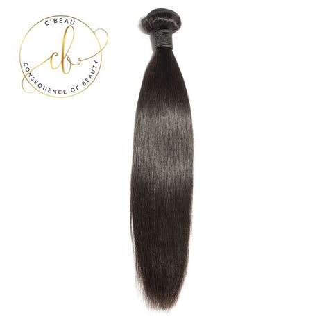 Brazilian Virgin Hair - Straight 1 Bundle