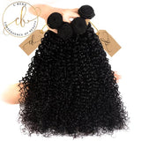 Brazilian Virgin Hair - Curly 4 Bundles