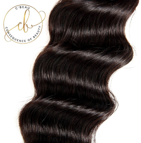 Brazilian Virgin Hair - Loose Deep Wave 3 Bundles
