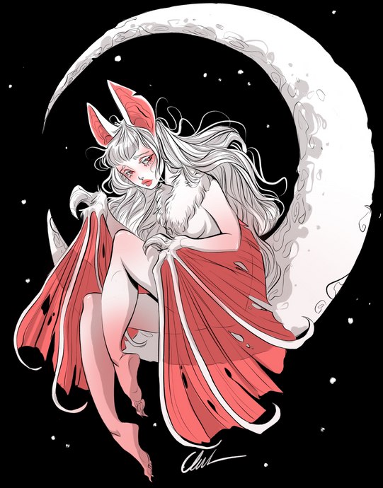 Bat and the Moon | Preorder