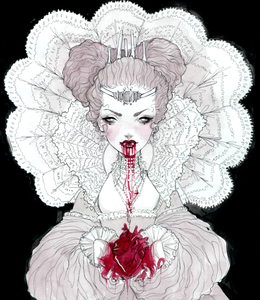Vamptacular: Lace and Blood
