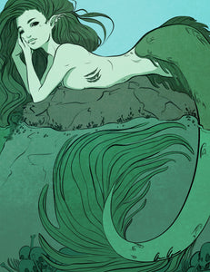 Swamp Mermaid