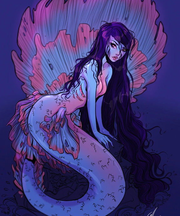 Midnight Mermaid