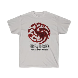 House Targaryen Sigil Cotton T-Shirt