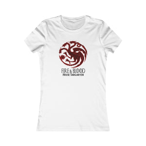 House Targaryen Sigil Ladies' T-Shirt