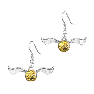 Time Turner or Golden Snitch Earrings