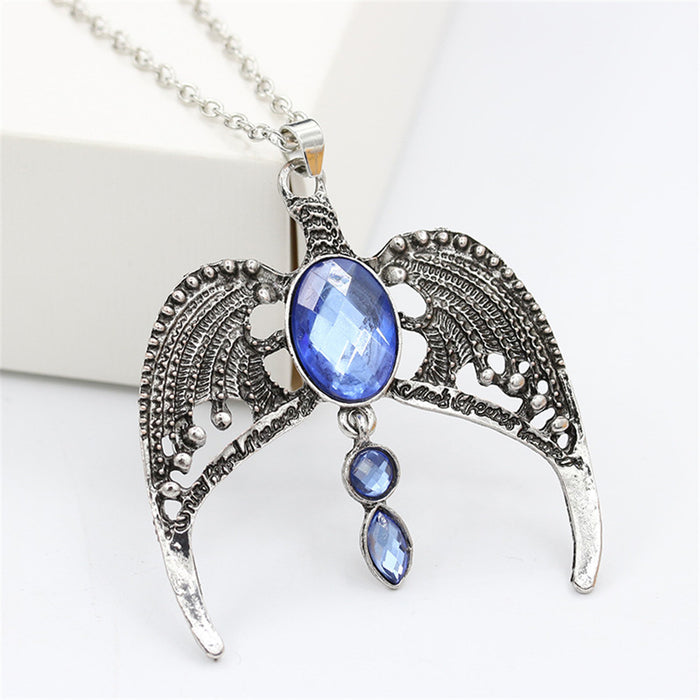 Lost Diadem of Ravenclaw Necklace