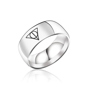 HP Deathly Hallows Ring