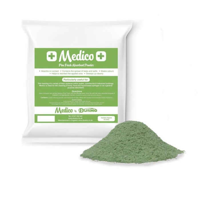 Dusmo Medico Absorbent Containing Disinfectant - Brilliant Chemical Solutions