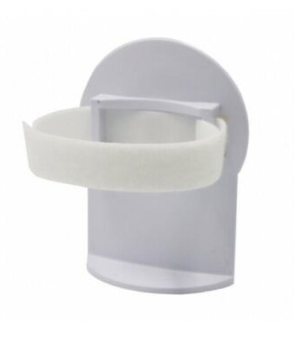 Kwik-Fix Pump Bottle Sanitiser Wall Bracket - Brilliant Chemical Solutions