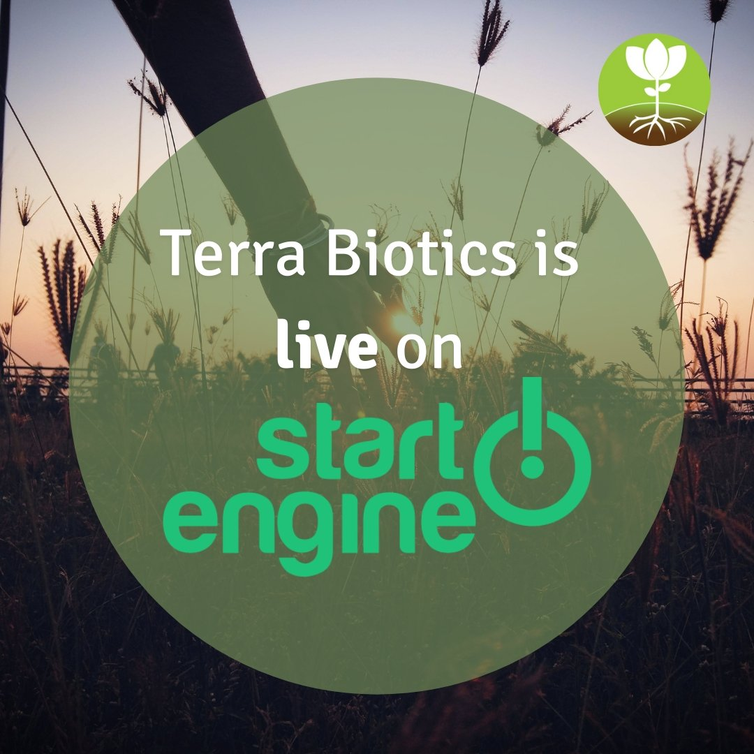 Investment Opportunity: You Can Now Own Shares of Terra Biotics on StartEngine | Terra Biotics