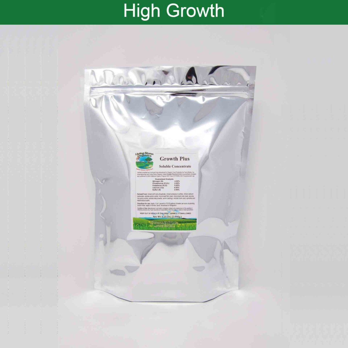 Growth Plus - Terra Biotics