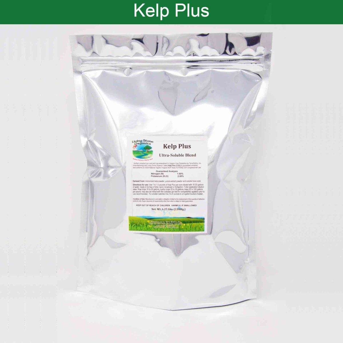 Kelp Plus - Terra Biotics