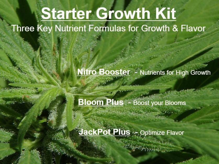 Starter Growth Kit - Terra Biotics