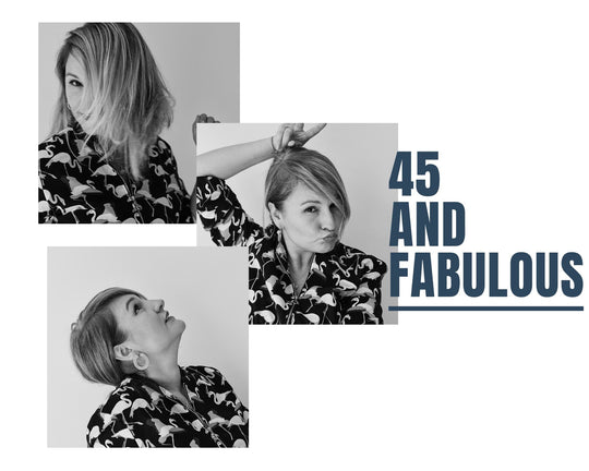 45 AND FABULOUS - BELLITE