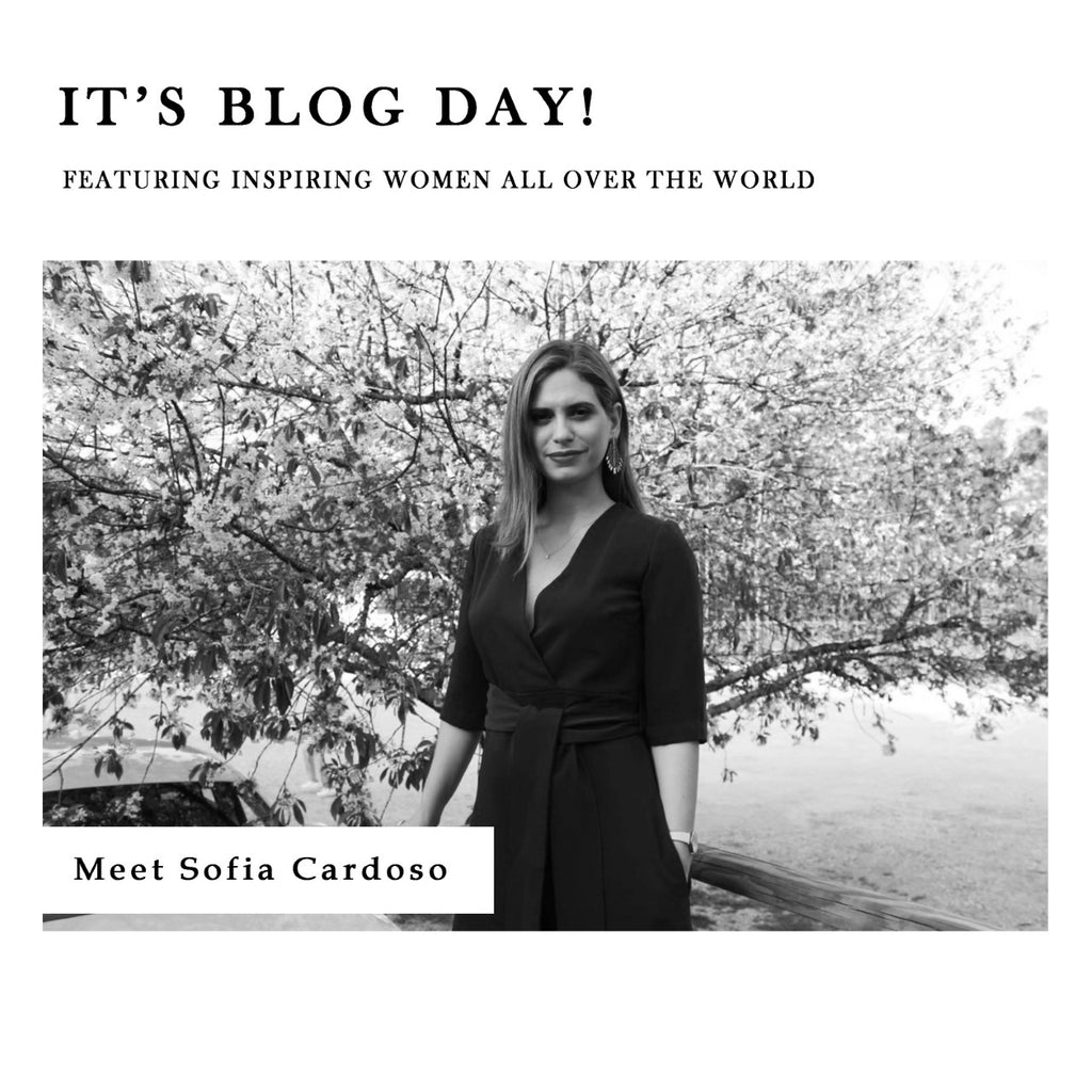 Inspiring women all over the world : meet Sofia from Lisbon