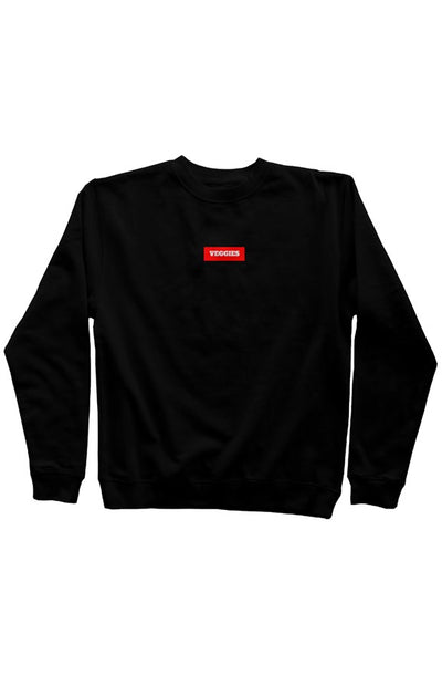 Veggies Box Logo Sweatshirt