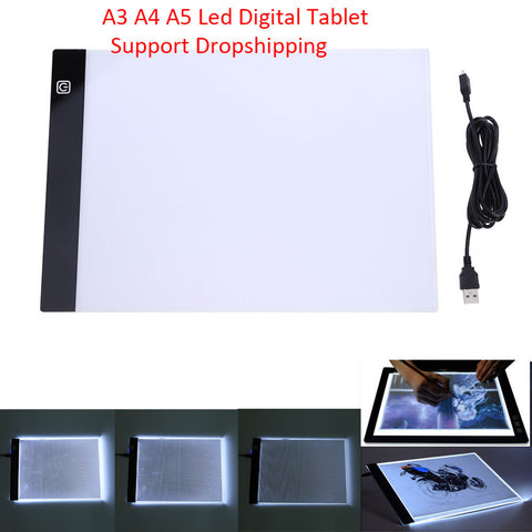 Image of LED Artist Tracing Table