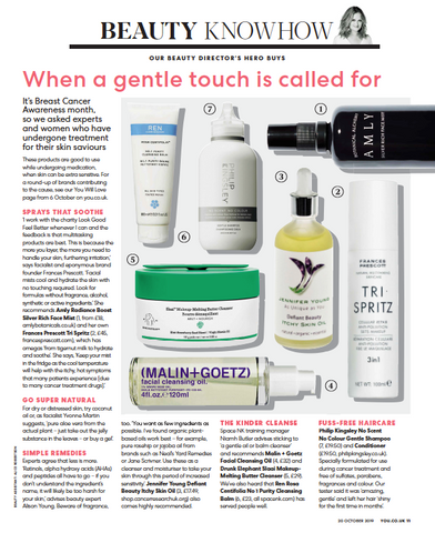 You Magazine featuring Tri-Spritz