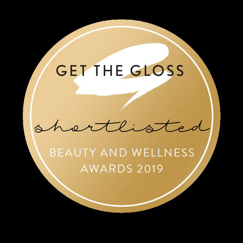 Get the gloss award logo