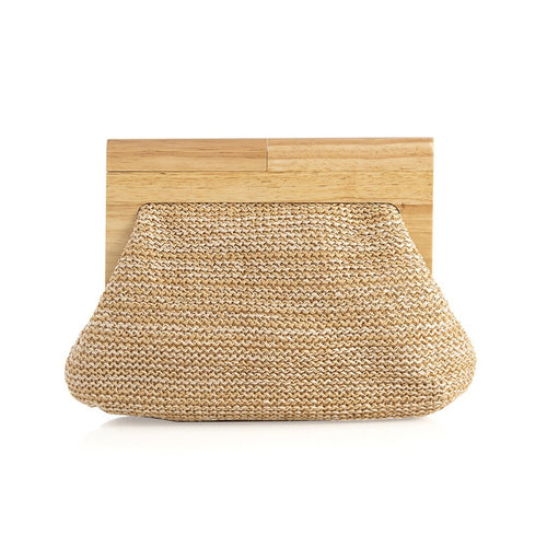 Antonelle Clutch Natural