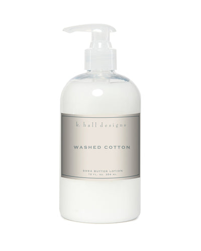 Washed Cotton 12oz Lotion