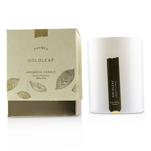 Goldleaf Candle
